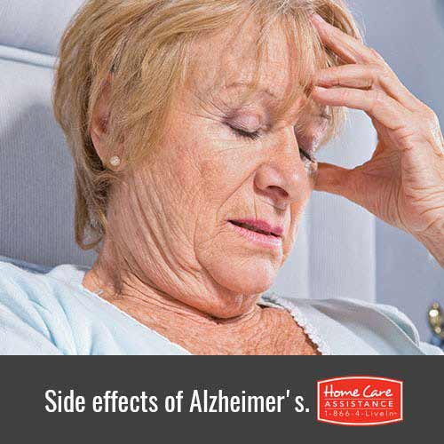 Alzheimers and Sleep Issues