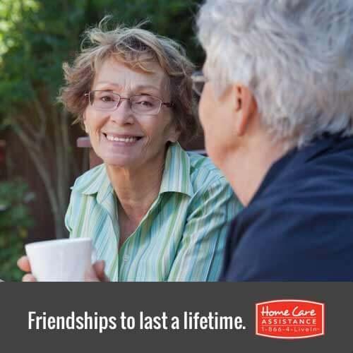 Senior Social Ties and Brain Health