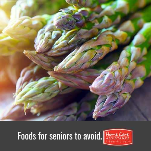 Foods Increasing Senior Dehydration RIsk