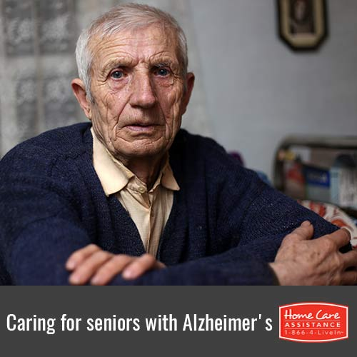 How to Care for Senior Loved Ones with Alzheimer's