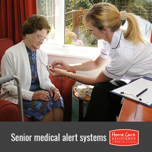 Medical Alert Systems For The Elderly Home Care
