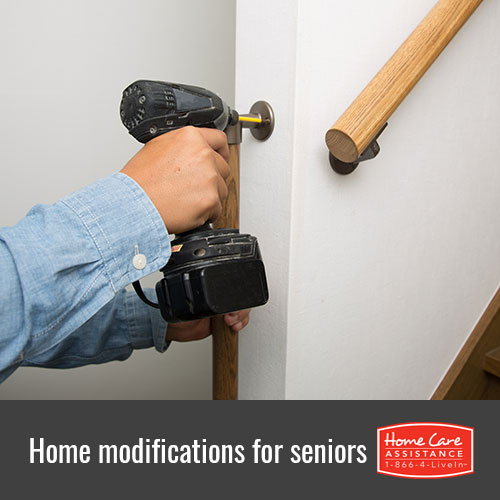 4 Modifications to Make to a Senior's Home in Philadelphia, PA