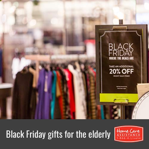 Perfect Black Friday Gifts for Your Senior Loved One in Philadelphia, PA