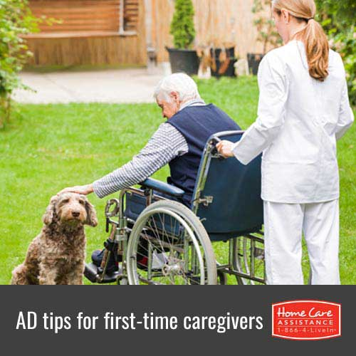 Useful Tips for First-Time Caregivers of Seniors with Alzheimer's in Philadelphia, PA