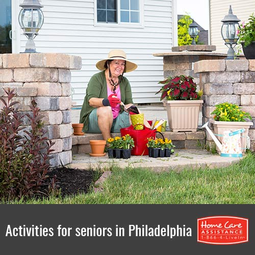 Fun Activities for Seniors in Philadelphia, PA