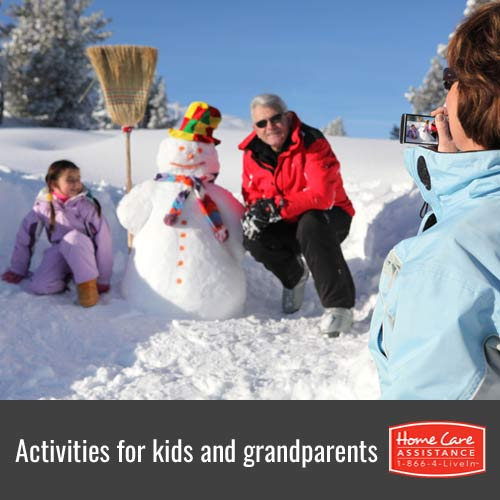 Exciting Activities for Seniors and Their Grandchildren in Philadelphia, PA