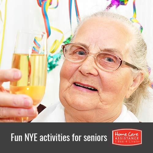 Fun New Year's Eve Activities for Philadelphia, PA Seniors