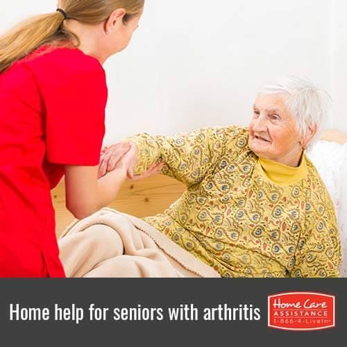 How to Make Home More Comfortable for Philadelphia, PA Seniors with Arthritis