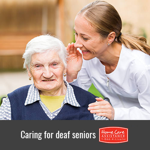 Caring for Hearing Impaired Seniors in Philadelphia, PA