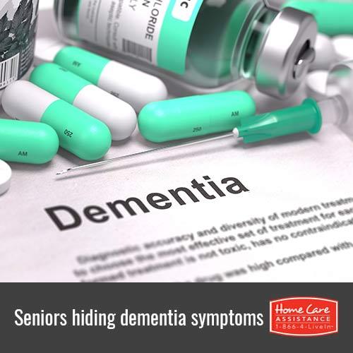 Can Philadelphia, PA Seniors Hide Their Dementia Symptoms?