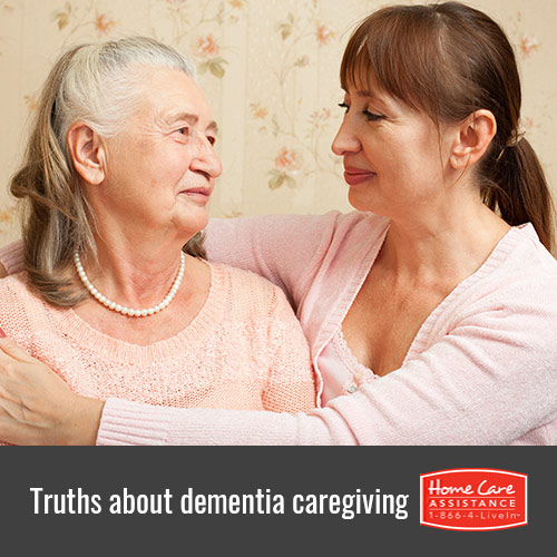 caring for someone with dementia pdf