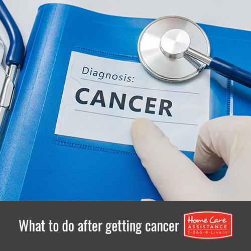 What to Do After Getting a Cancer Diagnosis in Philadelphia, PA