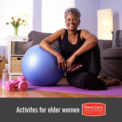 Workouts for Senior Women in Philadelphia, CA
