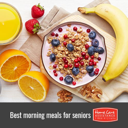 Fresh Early Morning Meals for Seniors in Philadelphia, PA