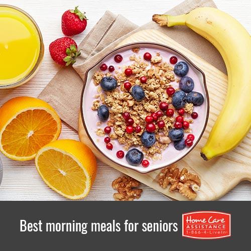 Fresh Early Morning Meals for Seniors in Philadelphia, PA