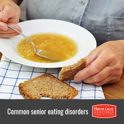 Common Eating Disorders Among Seniors in Philadelphia, PA