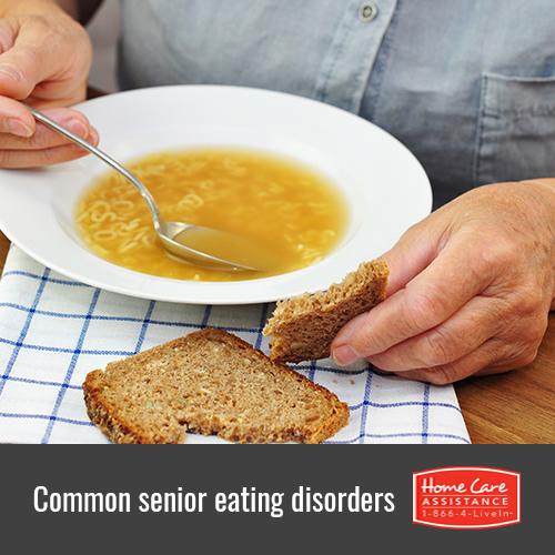 Common Eating Disorders Among Seniors in Philadelphia, PA