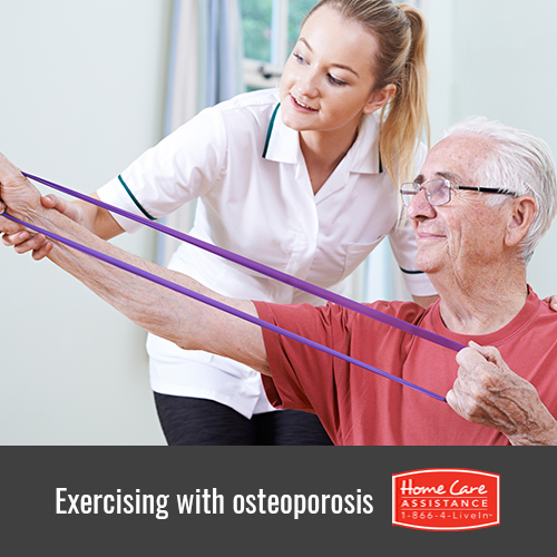 Exercising With Osteoporosis