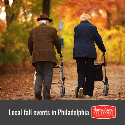 Fun Autumn Events for Seniors in Philadelphia, PA