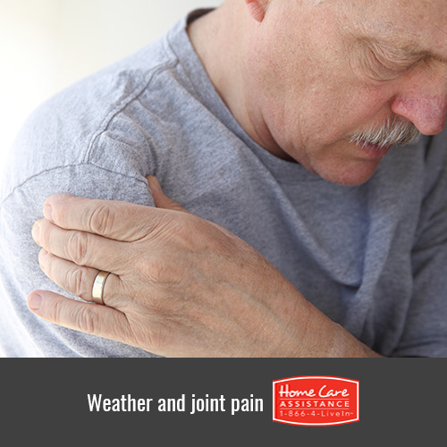 When the Weather Causes Joint Pain in the Elderly in Philadelphia, PA