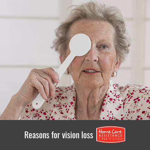 5 Typical Causes of Vision Loss in Philadelphia, PA