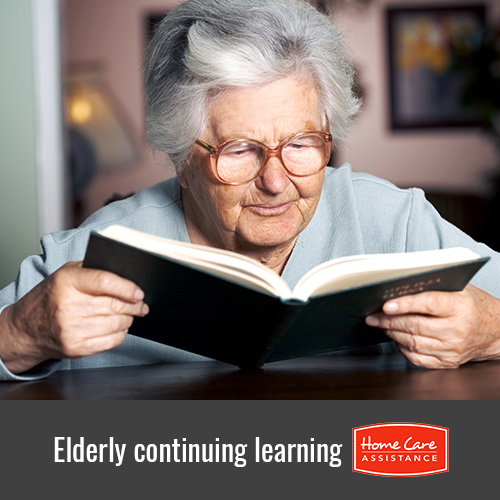 The Benefits of Continued Learning for Seniors in Philadelphia, PA