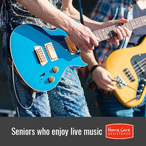 Places for the Elderly to See Live Music in Philadelphia, PA