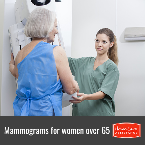 Why Senior Women Should Get Mammograms in Philadelphia, PA