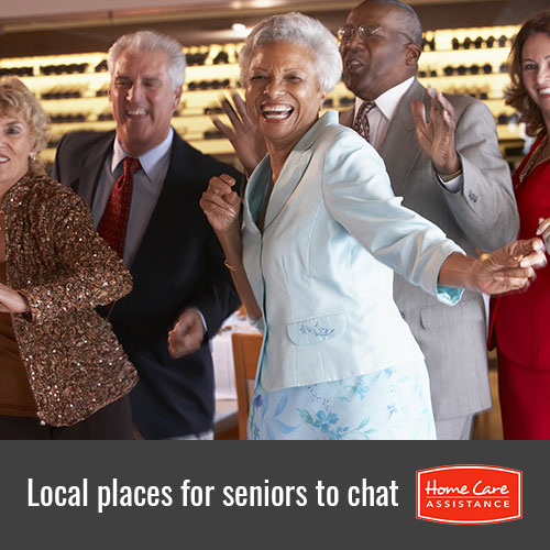 Great Places Where Seniors Can Socialize in Philadelphia, PA