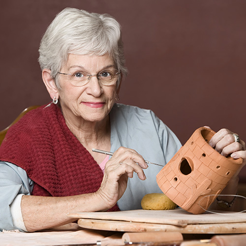 Hobbies For Seniors at Home