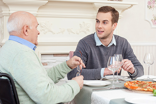 Ways to Make Seniors with AD Eat in Philadelphia, PA