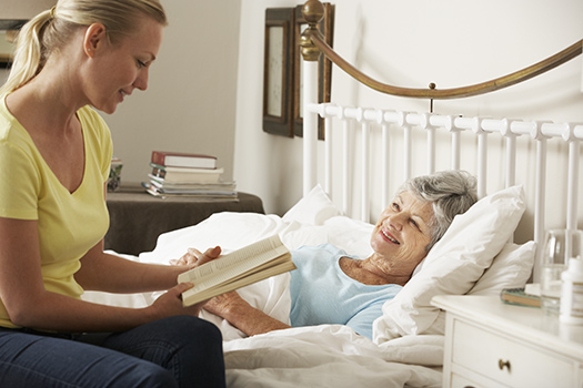 Books to Share with Seniors Who Have Dementia in Philadelphia, PA