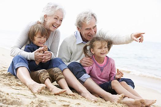 Rude Grandchildren