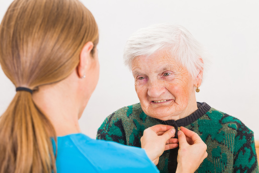 Dressing And Grooming Tips For Caregivers