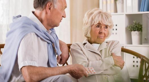 Stubborness in Seniors in Philadelphia
