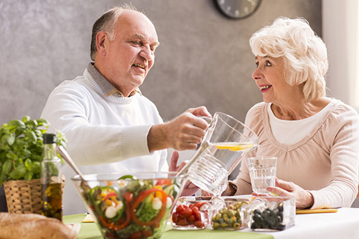 The Significance of Nutrition in Elderly Home Care in Philadelphia