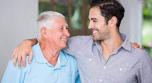 Celebrating Father's Day If Your Dad Has Alzheimer's in Chalfont, PA