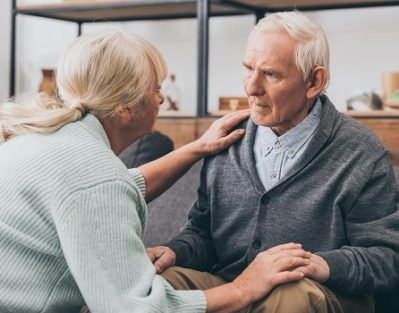How to Speak to an Aging Adult Who Has Dementia in Philadelphia, PA