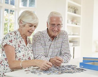 Puzzles for Aging Adults During Stroke Recovery in Philadelphia, PA