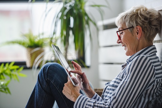 Websites for Older Adults in Philadelphia, PA